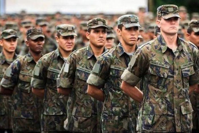 Exército e Marinha encerram nesta segunda-feira às inscrições para processo seletivo com vagas na PB