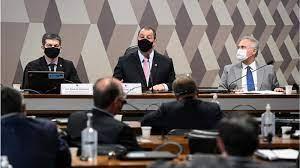 AO VIVO: Representante oficial da Davati fala aos senadores