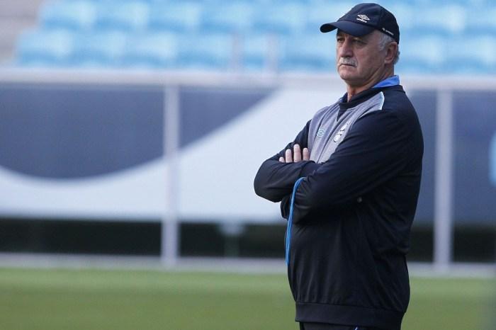 Grêmio acerta a volta de Felipão para comandar o clube