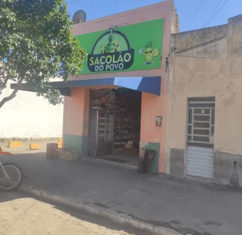 Sacolão de verduras é furtado por bandidos pela 5ª vez em Monteiro