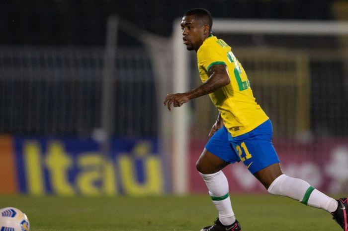 Malcom é convocado para substituir Douglas Augusto na seleção olímpica