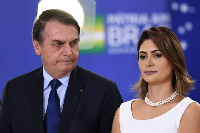Casamento de Michelle e Jair Bolsonaro está em crise, diz jornalista