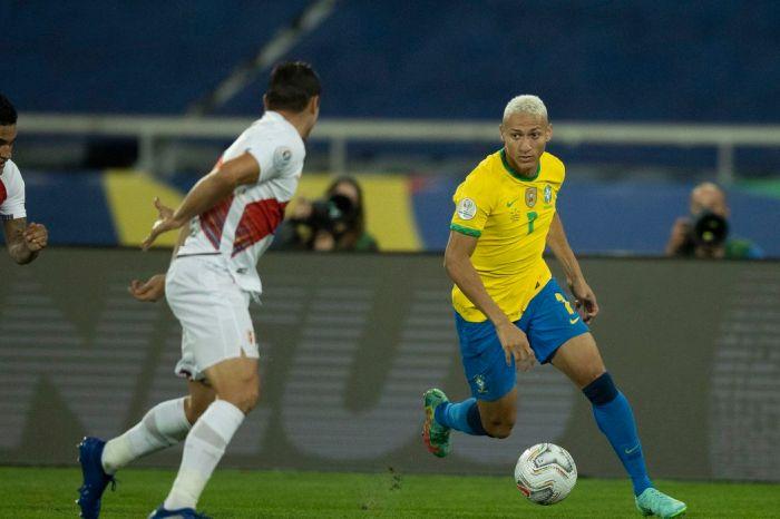 Decisivo no título de 2019, Richarlison quer o bi na Copa América