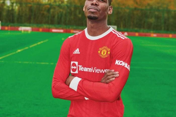 Manchester United divulga novo uniforme 'clássico' para a temporada