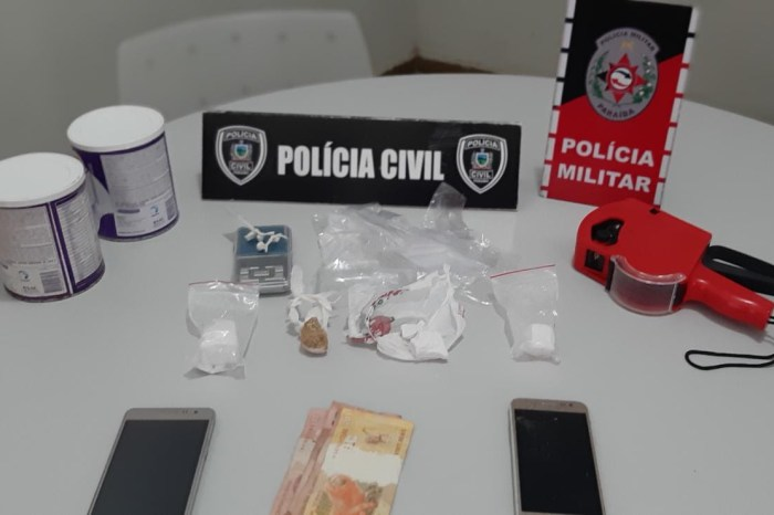 Operação Malhas da Lei prende acusados de homicídio, estupro e tráfico em Solânea e Bananeiras