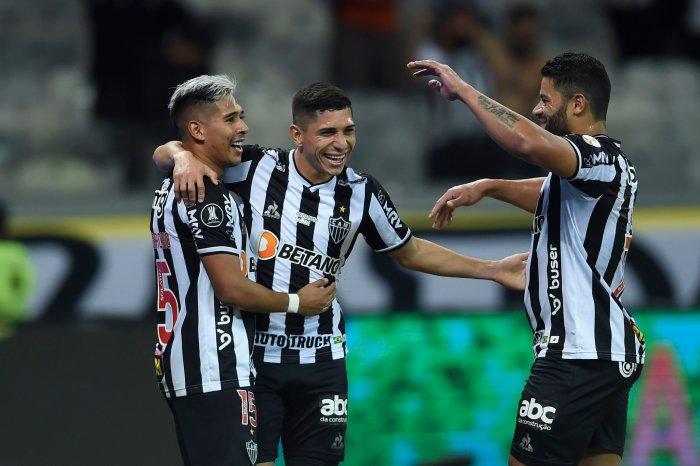Atlético-MG atropela o River Plate e vai enfrentar o Palmeiras na semifinal da Libertadores