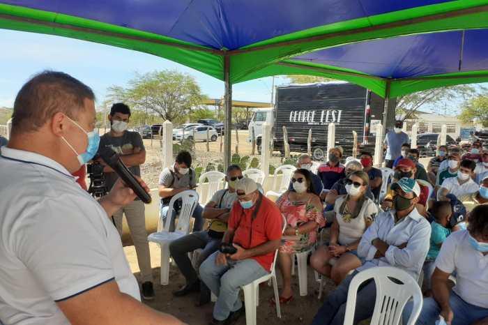 Boa Vista: prefeito André Gomes realiza entrega da nova sede da Secretaria de Serviços Rurais