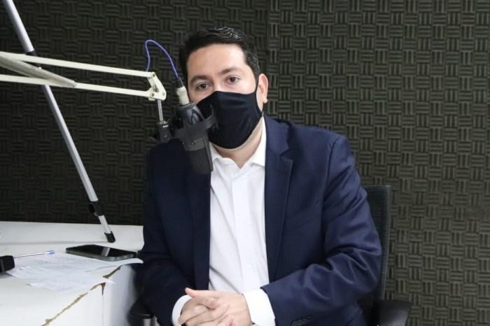 'Está credenciado para ser reeleito', diz Felipe Leitão ao reafirmar compromisso com João Azevêdo