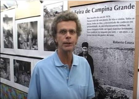 Fotógrafo paraibano Roberto Coura morre vítima de infarto