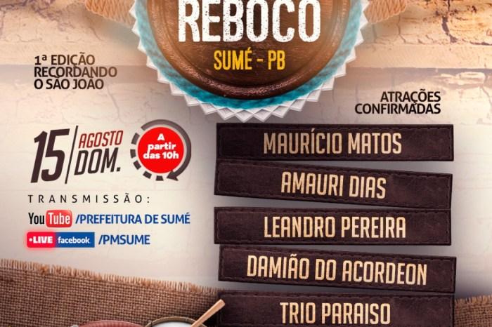 """Sumé: Seis trios se apresentam na última edição do Projeto """"Sala de Reboco"""""""
