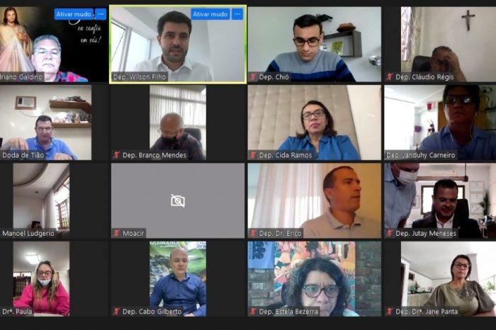 Assembleia aprova Lei Lucas Santos para garantir combate ao cyberbullying na Paraíba