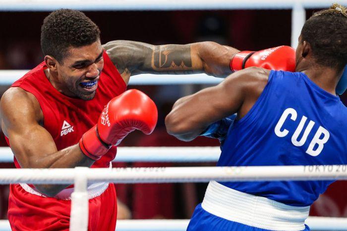Abner Teixeira fatura 1º bronze no boxe em Tóquio