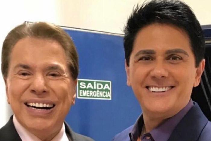 César Filho fala sobre o estado de saúde de Silvio Santos: ''Excelente notícia''