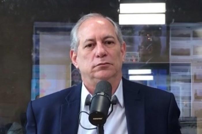 Ciro Gomes quer Datena como vice em sua chapa em 2022