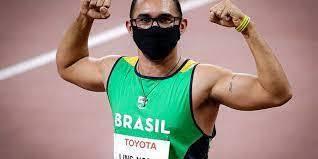 Paraibano ganha bronze em lançamento de dardos nos Jogos Paralímpicos, em Tóquio