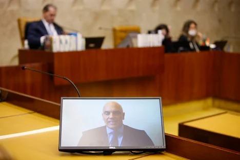 AGU quer que plenário do Supremo decida sobre inquéritos de Bolsonaro