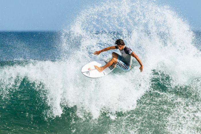 Surfe: Brasil avança no México com Medina, Deivid, Ítalo e Herdy