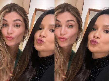 Juliette e Grazi Massafera trocam elogios através das redes sociais