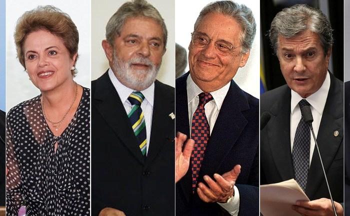 Ex-presidentes consultam generais sobre risco de golpe no País
