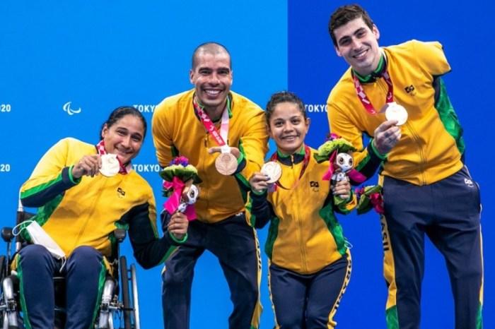 Daniel Dias fatura mais uma medalha e chega a 27 vitórias paralímpicas