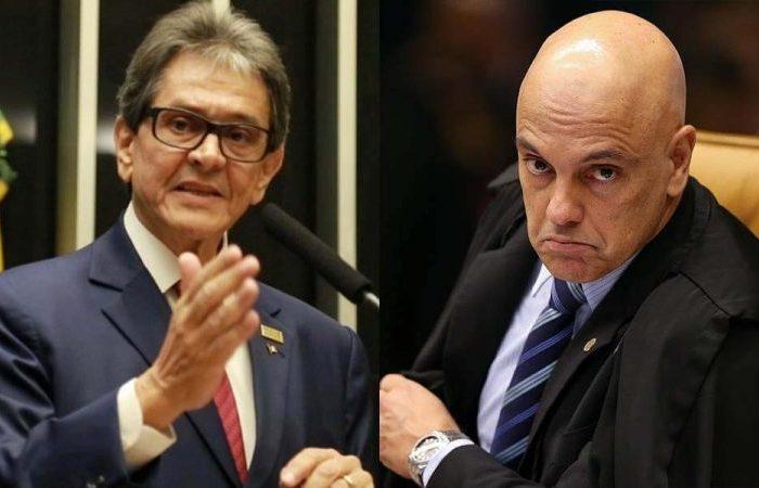 Ministro Alexandre de Moraes mantém prisão preventiva de Roberto Jefferson