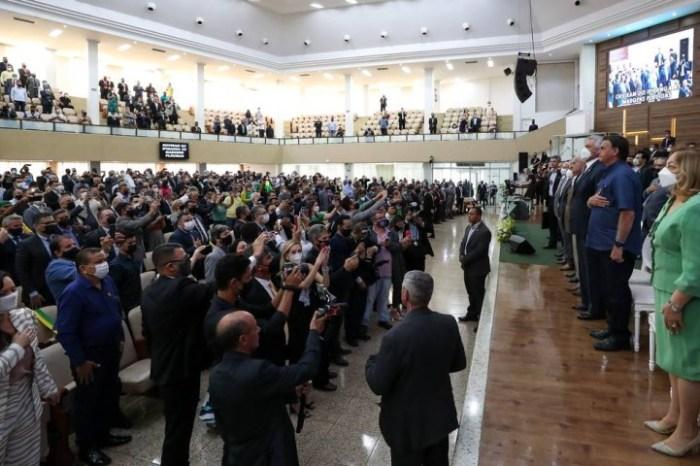 Bolsonaro diz ter três alternativas para futuro: morte, prisão ou vitória