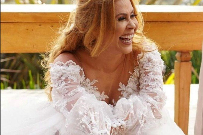 """Joelma diz que está pronta para se casar novamente com um """"homem simples"""""""