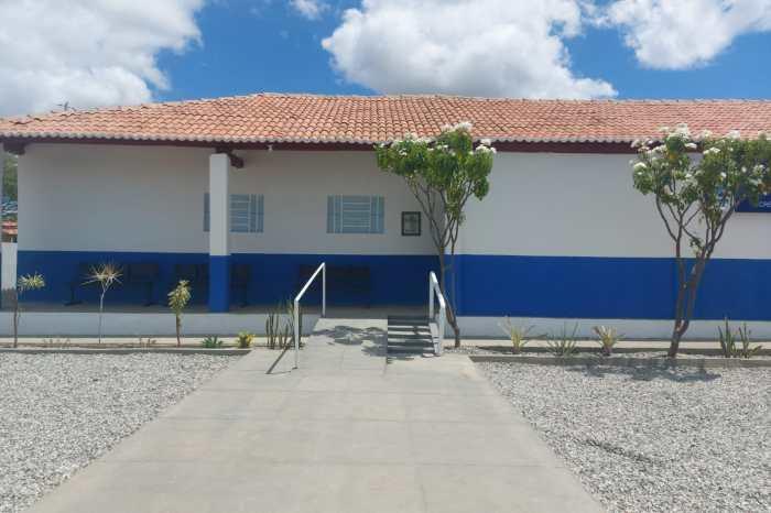 Monteiro: PSF do Mulungú ganha novo jardim e outras benfeitorias