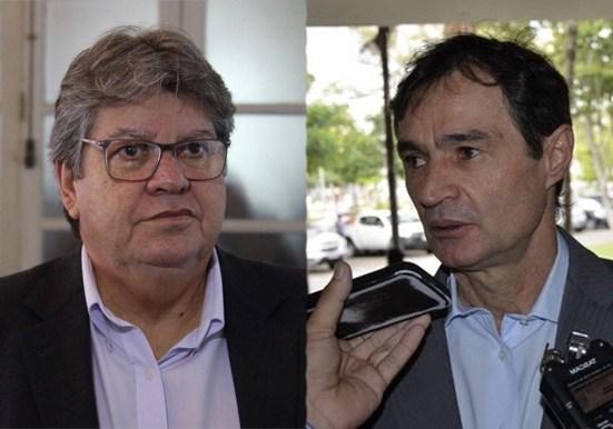 MOÍDOS DA REDAÇÃO: Romero Rodrigues admite, pela primeira vez, compor com João Azevêdo nas eleições de 2022