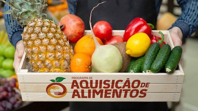 Monteiro tem 24 Agricultores Familiares selecionados para fornecer alimentos através do PAA