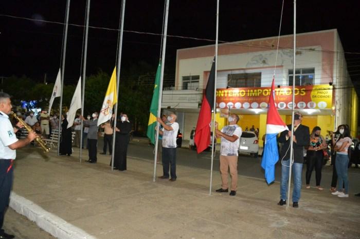Vice-prefeito participa de abertura das festividades da Padroeira de Monteiro