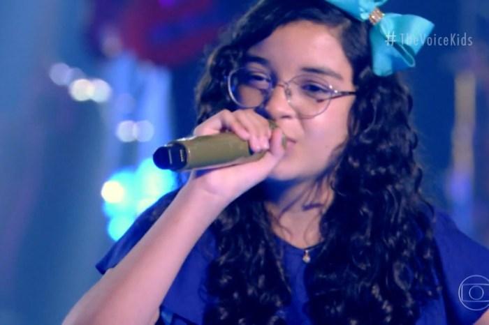 Final do 'The Voice Kids' ocorre hoje, e paraibana Helloysa do Pandeiro está na disputa; saiba como votar