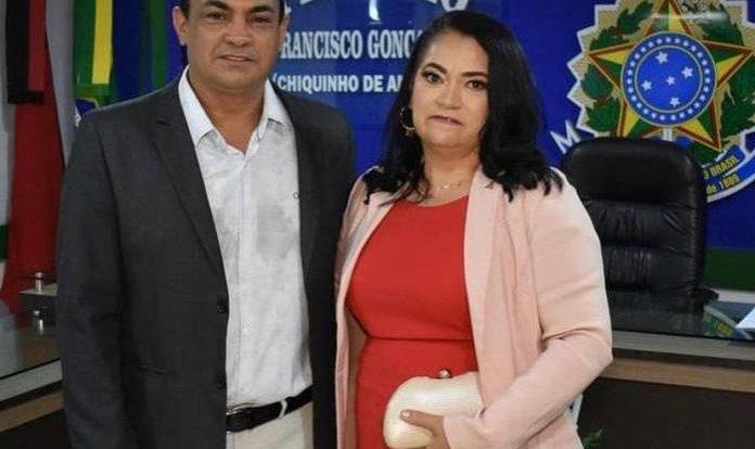 Presidente de Câmara do Cariri e marido são investigados por suspeita de nepotismo