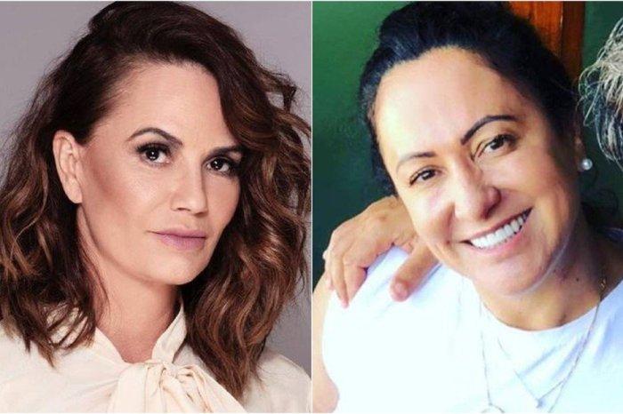 Luiza Brunet vai processar mãe de Gabriel Medina após ofensas por Whatsapp