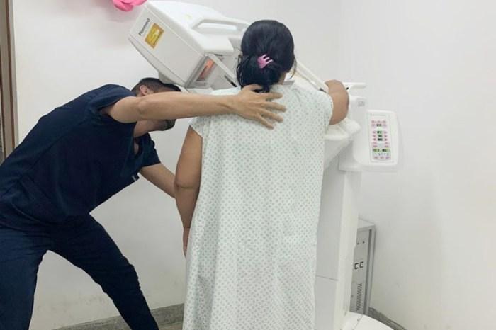 Outubro Rosa: Governo do Estado disponibiliza 400 mamografias para mulheres da região de Patos