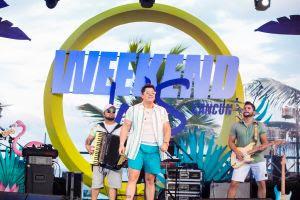 Eric Land fala sobre experiência de se apresentar pela primeira vez em Cancun
