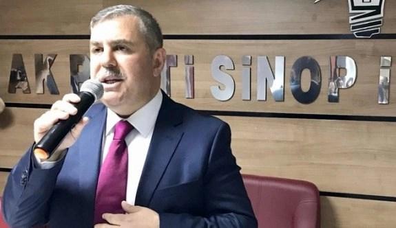 AK Parti Yerel Yönetimler Başkan Yardımcısı ve Sinop Milletvekili Dr. Nazım Maviş ile ilgili görsel sonucu