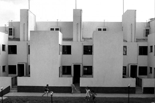 Conjunto Heliópolis I, arquiteto Luis Espallargas Gimenez (Habi/Sehab) Foto Luis Espallargas Gimenez