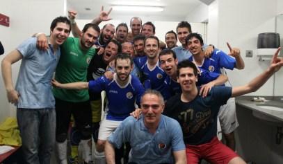 El CFS Molins 99 aconsegueix un nou ascens // Jose Polo
