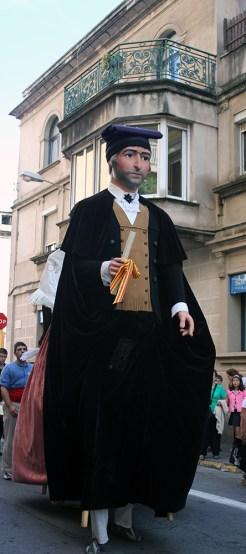 En Miquel al passeig Pi i Maragall // Jose Polo
