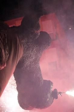 El Camell a les escales del Mercat // Jose Polo