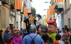 La multitud segueix als gegants // Jose Polo