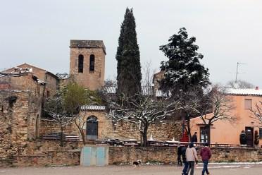Santa Creu d'Olorda // Jose Polo