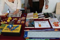La para de l'ANC pel Sant Jordi 2015 // Jose Polo