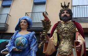 Gegants Festa Major Molins de Rei 13