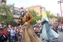 Basajaun i Lamia, de la mitologia basca // Jordi Julià