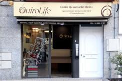 Quirolife és al passeig Pi i Margall 9 de Molins de Rei