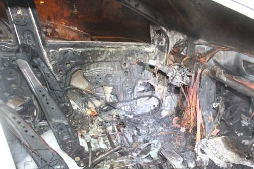 Interior d'un dels vehicles // Jordi Julià