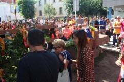 Diada Nacional de Catalunya Viu Molins de Rei 2018 (235)