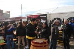 La Fira de Vins, una de les activitats amb més participació // David Rodríguez